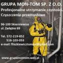 GRUPA MON-TOM Skierniewice i okolice