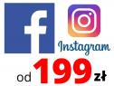 Facebook i Instagram - Agencja Interaktywna CleverAgency Poznań i okolice