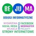 Z pasji do tworzenia! - BEJUMA Usługi Informatyczne Michał Jamro Myślenice i okolice