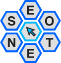 SeoNet logo firmy