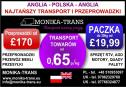 TRANSPORT  PL-UK - MONIKA-TRANS ELBLAG i okolice