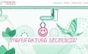 Strona firmowa ManufakturaSzczescia