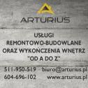 Budowa Remont Wykończenia - Artur Kruk PHU ARTURIUS Niewodnica Kościelna i okolice