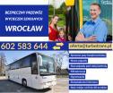 Wynajem autokarów Wrocław - Turbo Trans Oleśnica i okolice