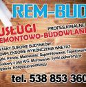 Profesionalizm - REM-BUD Białogard i okolice