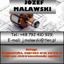 Józef Maławski Wrzosowa i okolice