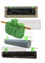 modele zbiorników oczyszczalni