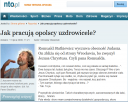 Jezus Chrystus w NTO Opole.