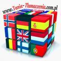 Tanie-Tlumaczenia.com.pl - Maciej Domański Warszawa i okolice
