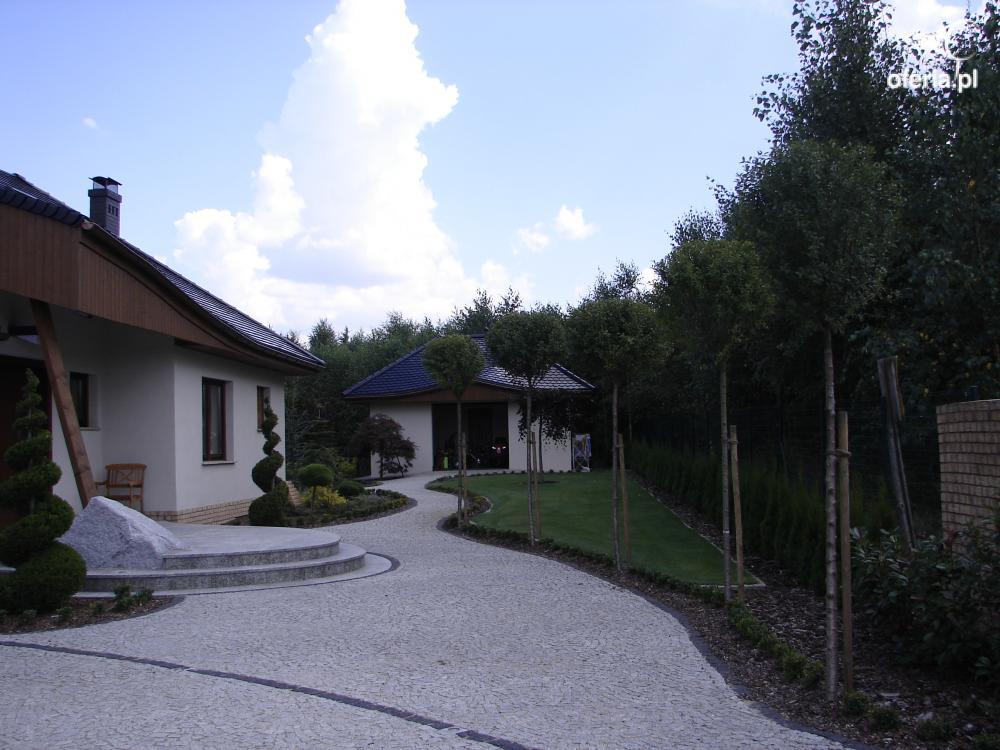 Projekty ogrodów przydomowych, patio, tarasów, i balkonów ...