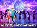DJ dla CIEBIE! grafika reklamowa