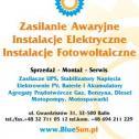 BlueSun Zasilanie Awaryjne, Usługi Elektryczne Balin i okolice