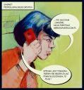 Rysunek komiksowy