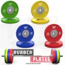 Wizualizacje 3D i prezentacje nowej serii cieżarków - plates