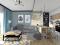 nowoczesne mieszkanie w bloku